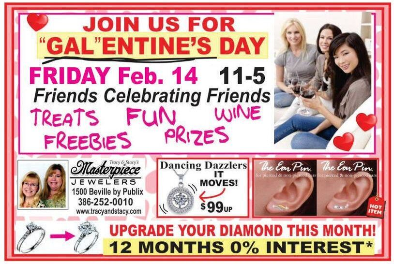 Join us on Valentine's Day at the best jewelry store in Daytona Beach!