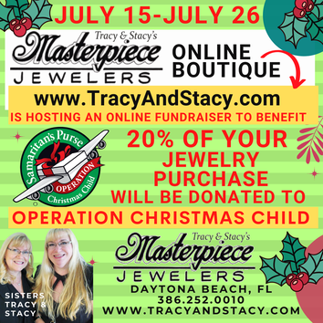 Find beautiful jewelry in Daytona Beach and help others too!