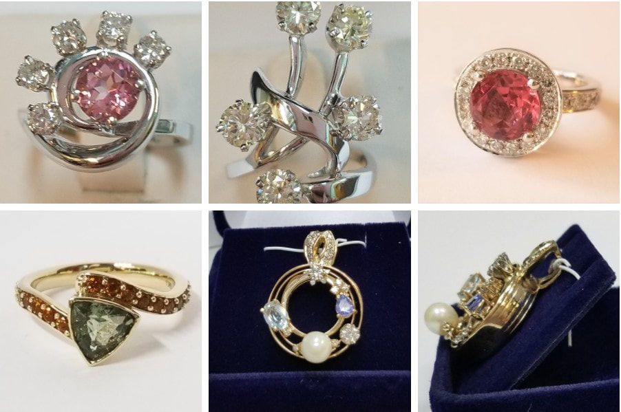 The best Florida jewelers have custom jewelry at Masterpiece Jewelers.