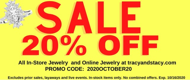 Your Daytona Beach jewelry store has a big sale this week!