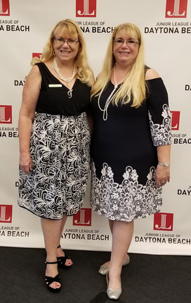 Tracy and Stacy of Masterpiece Jewelers at The Junior League 85th Anniversary Gala!